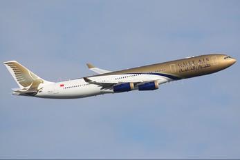 A9C-LI - Gulf Air Airbus A340-300