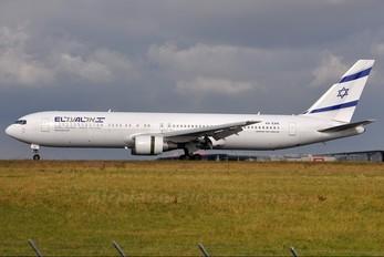 4X-EAK - El Al Israel Airlines Boeing 767-300ER