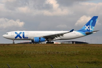 F-GSEU - XL Airways France Airbus A330-200