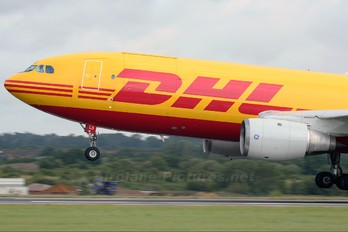 OO-DLD - DHL Cargo Airbus A300F