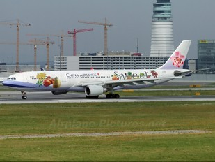 B-18311 - China Airlines Airbus A330-300