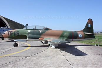 35118 - Greece - Hellenic Air Force Lockheed T-33A Shooting Star
