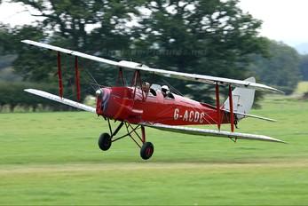 G-ACDC - The Tiger Club de Havilland DH. 82 Tiger Moth