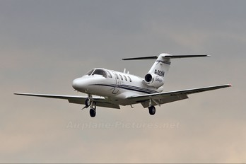 G-OSOH - Air Charter Scotland Cessna 525 CitationJet