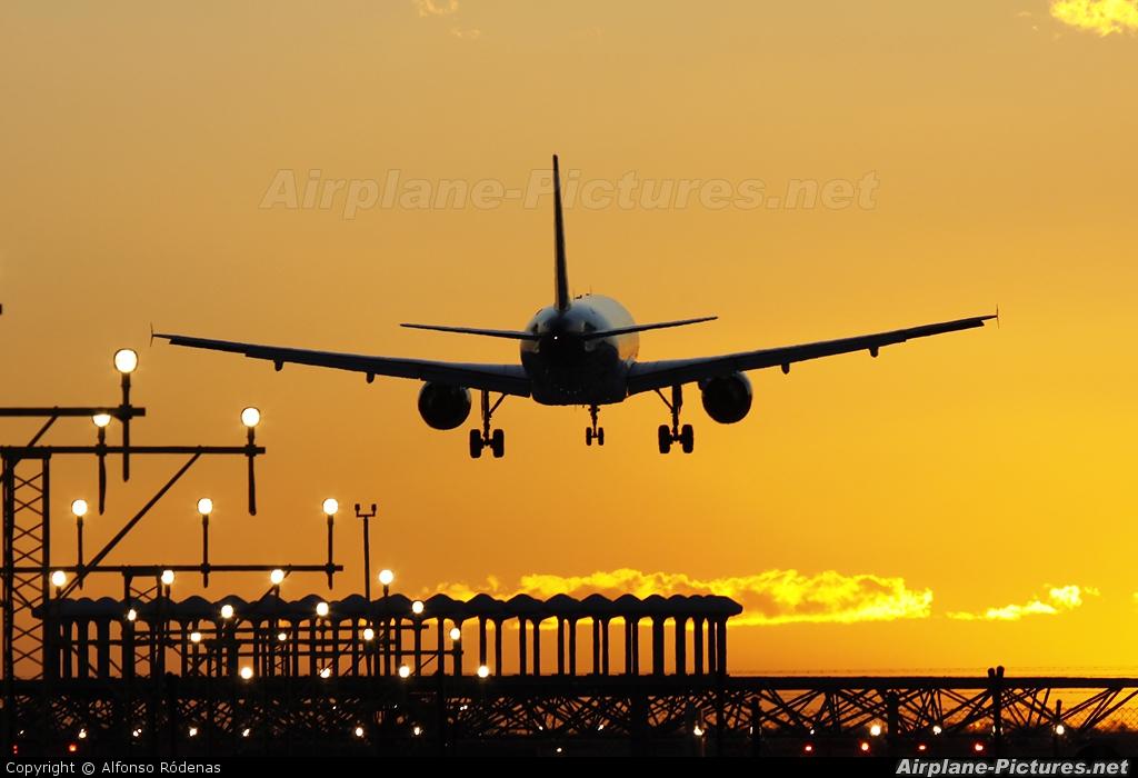 Vueling Airlines EC-KDT aircraft at Barcelona - El Prat