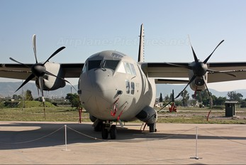 4117 - Greece - Hellenic Air Force Alenia Aermacchi C-27J Spartan
