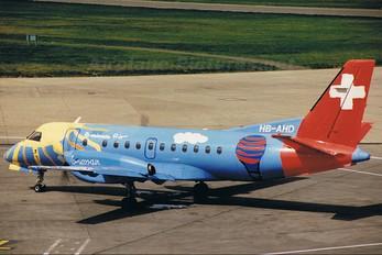 HB-AHD - Crossair SAAB 340