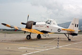 101 - Greece - Hellenic Air Force PZL M-18 Dromader