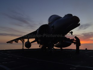 - - Royal Navy British Aerospace Harrier GR.9