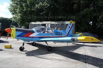 0556 - Czech - Air Force Zlín Aircraft Z-142 C/AF