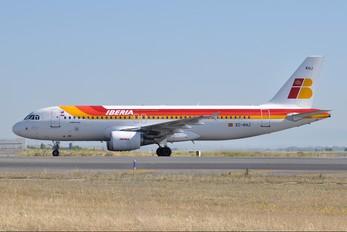 EC-KHJ - Iberia Airbus A320