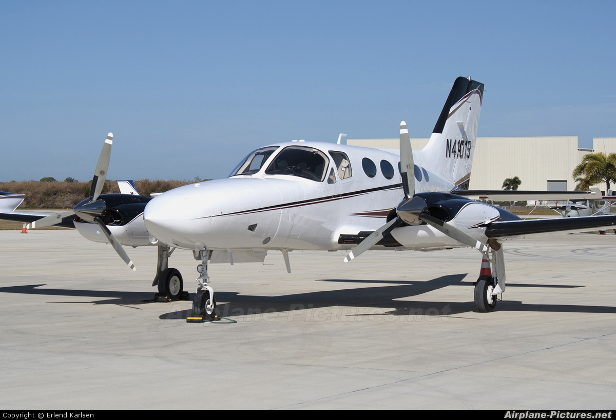 Private N41019 aircraft at Sarasota - Bradenton Intl