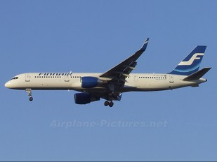 OH-LBR - Finnair Boeing 757-200