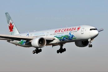 C-FIVS - Air Canada Boeing 777-300ER