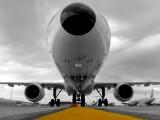 I-BIXO - Alitalia Airbus A321 aircraft