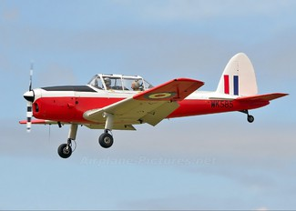 G-BZGA - Private de Havilland Canada DHC-1 Chipmunk