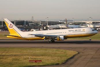 V8-RBJ - Royal Brunei Airlines Boeing 767-300ER