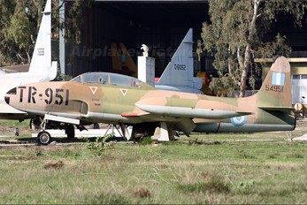 54951 - Greece - Hellenic Air Force Lockheed T-33A Shooting Star