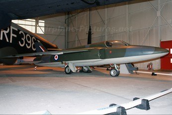 XK724 - Royal Air Force Folland Gnat (all models)