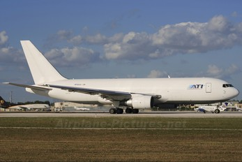 N762CX - ATI - Air Transport International Boeing 767-200F