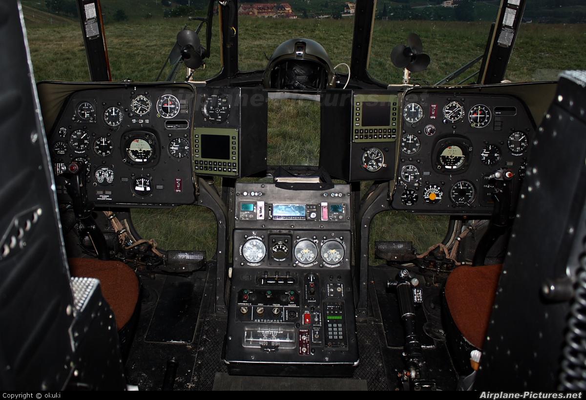 Poland - Army 607 aircraft at Zieleniec