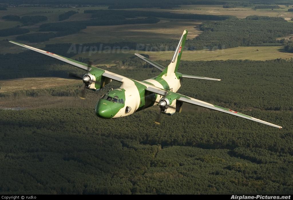 Slovakia -  Air Force 3208 aircraft at In Flight - Slovakia