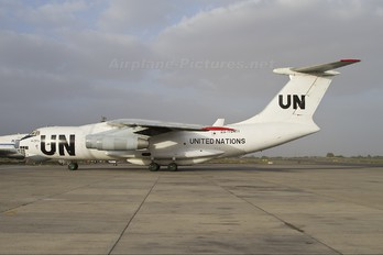 RA-76401 - United Nations Ilyushin Il-76 (all models)