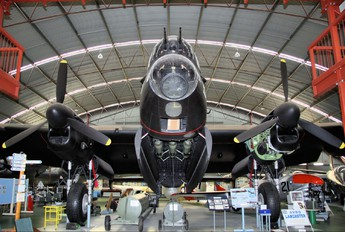 NX622 - Australia - Air Force Avro 683 Lancaster VII