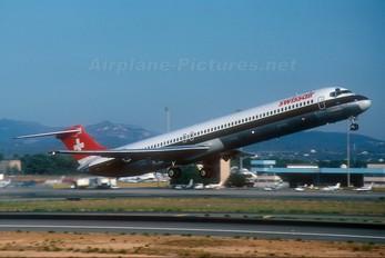 - - Swissair McDonnell Douglas MD-81