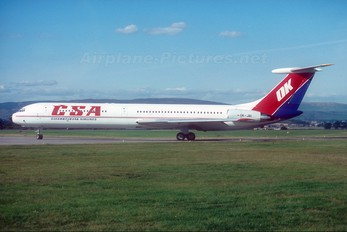 OK-JBI - CSA - Czech Airlines Ilyushin Il-62 (all models)