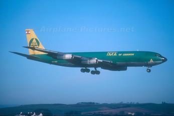 OD-AGO - TMA Cargo Boeing 707-300