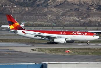 N973AV - Avianca Airbus A330-200