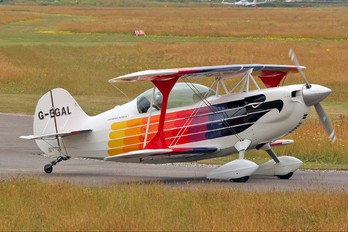 G-EGAL - Private Christen Eagle II