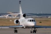F-HCEF - Private Dassault Falcon 50 aircraft