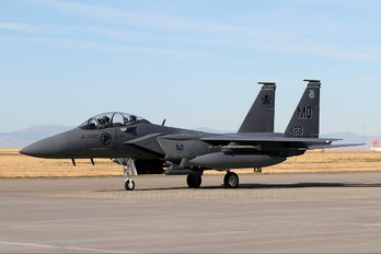 05-0005 - Singapore - Air Force Boeing F-15SG Strike Eagle