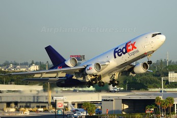 N308FE - FedEx Federal Express McDonnell Douglas DC-10-30F