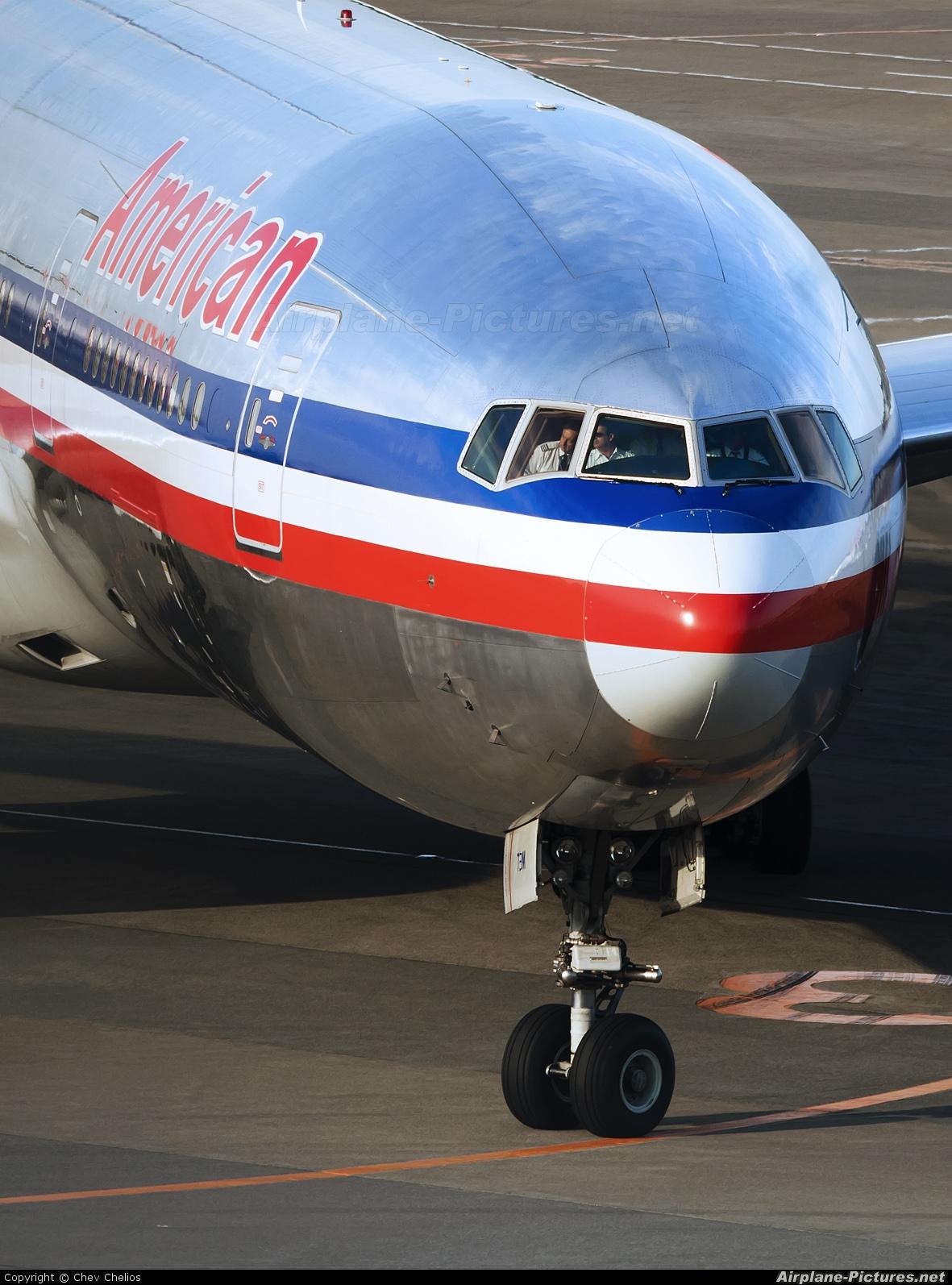 American Airlines N753AN aircraft at Tokyo - Narita Intl