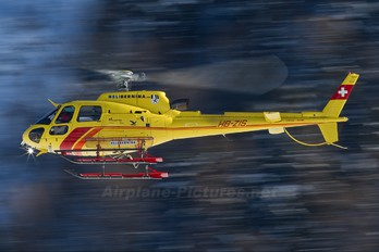 HB-ZIS - Heli Bernina Aerospatiale AS350 Ecureuil / Squirrel