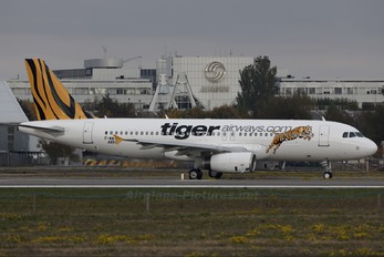 F-WWIB - Tiger Airways Airbus A320