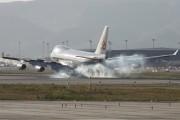 LX-NCV - Cargolux Boeing 747-400F, ERF aircraft