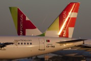 CS-TNS - TAP Portugal Airbus A320 aircraft