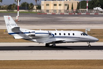 OE-GES - Private Cessna 560XL Citation XLS