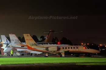 PH-DYE - Solid Air Cessna 550 Citation Bravo