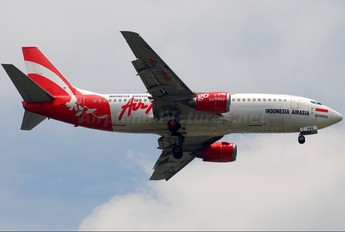 PK-AWQ - AirAsia (Indonesia) Boeing 737-300