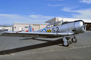 NZ5911 - New Zealand - Air Force North American Harvard/Texan (AT-6, 16, SNJ series)