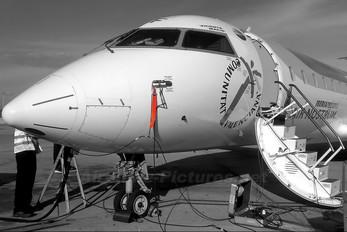 EC-IJF - Air Nostrum - Iberia Regional Canadair CL-600 CRJ-200