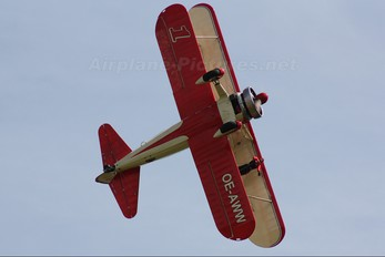 OE-AWW - Wing Walkers Boeing Stearman, Kaydet (all models)