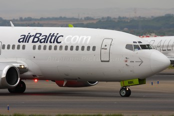 YL-BBK - Air Baltic Boeing 737-300