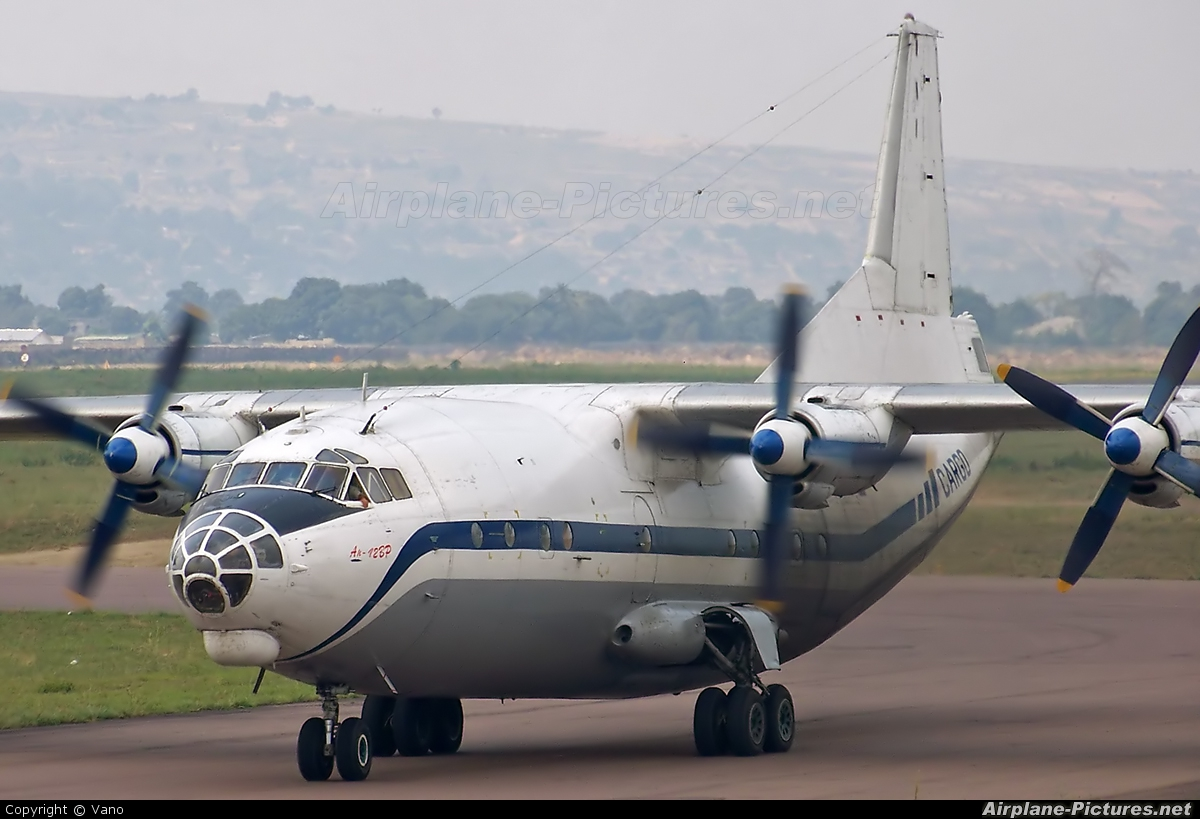 Unknown EK-11772 aircraft at Brazzaville - Maya Maya