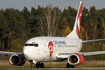 OK-CGK - CSA - Czech Airlines Boeing 737-500